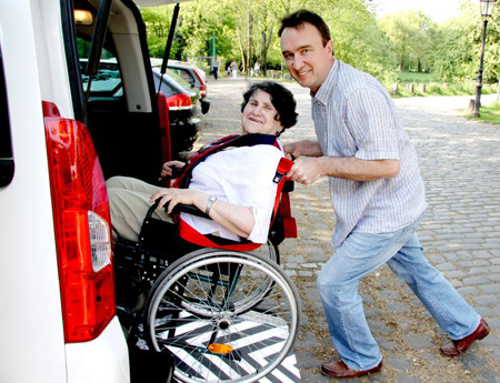 Wheelchair accessible tours of the Blue Mountains