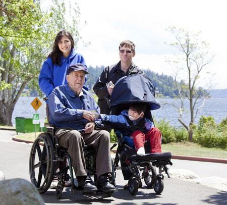 Wheelchair Hire and Rental Image credit: jarenwicklund / 123RF Stock Photo